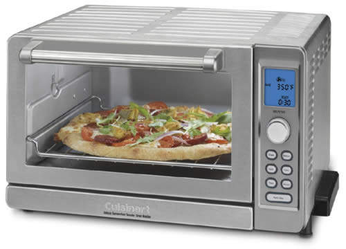 cuisinart convection toaster oven- safer than a microwave oven